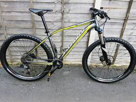 Specialized rockhopper expert evo with reciept from new