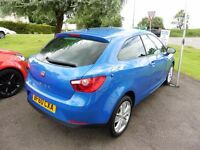 SEAT Ibiza GOOD STUFF (blue) 2010