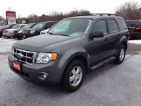 2012 Ford Escape XLT SUNROOF! LEATHER!