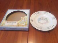 Peter Rabbit Wedgewood plate