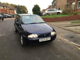 Ford Fiesta Good Condition