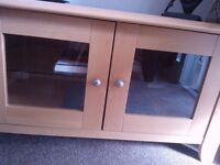 TV and accessories unit excellent condition!