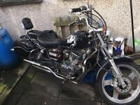 Jinlun motor cruise 125 cc motorbike for sale