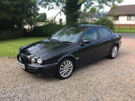 2006 JAGUAR X-TYPE 2.2 TURBO DIESEL - LOW MILES - x type