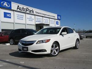 2014 Acura ILX B.up Camera/Sunroof/Bluetooth/Alloys/Heated Seats