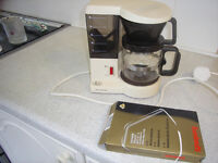 Melita Filter Coffee Machine