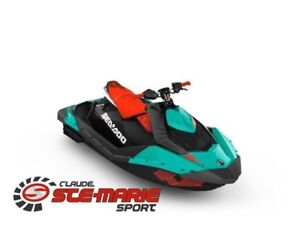 2018 Sea-Doo/BRP SPARK 2 UP TRIXX 900 HO ACE