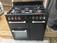 Leisure 'Cookmaster' range cooker