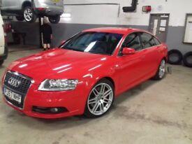 Audi a6 2.7tdi le mans