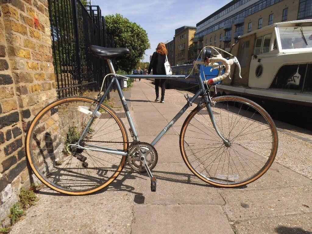 Dawes Lightning 10speed Handbuilt Road Bike Xl 62cm Lightweight