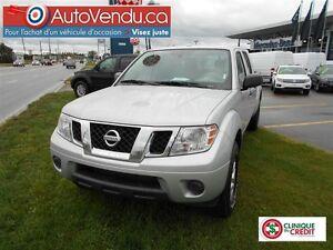 2016 Nissan Frontier SV (107$/Sem.)*