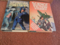 Supernatural and Science Fiction Stories for Boys