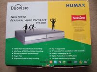 Humax Personal Video Recorder PVR9600T