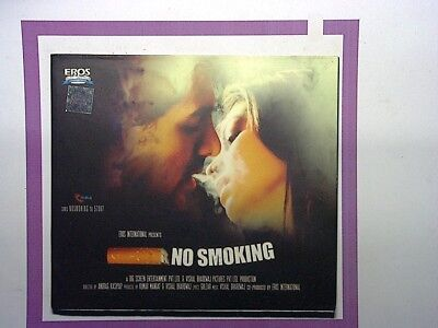 No Smoking   Eros International Present Bollywood Cd Mint