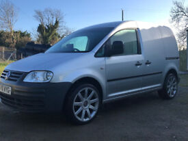 2010 Volkswagen Caddy 1.9 TDi