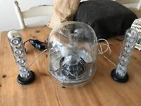 Harmon Kardon sound sticks speakers