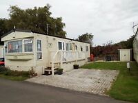 STATIC CARAVAN (SITED)