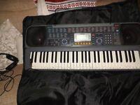 electric casio keyboard ctk601