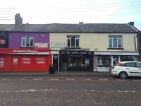 Shop available for immediate let, former Hairdressers / suit similar. Medomsley Road, Consett