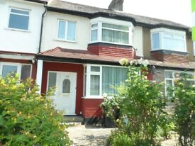 Grasmere Avenue, Harrow, Kenton, Preston Road, Wembley Kingsbury Area HA9 8TQ Three bedroom Terraced