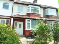 Grasmere Avenue, Harrow, Kenton, Preston Road, Wembley Kingsbury Area HA9 8TQ Three bedroom Terraced
