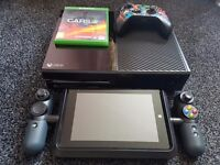 Xbox one and linxvision 8 gaming tablet