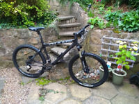 Mountain bike - Giant XTC 1 - Carbon Fibre
