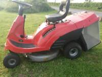 Honda ride on mower lawnmower