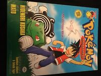 Pokemon Adventures Collectible Magazines - Issues 1