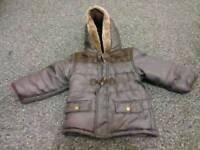 18-24 months baby boy coat