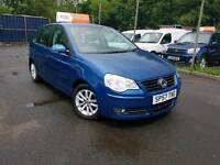 Volkswagen Polo 1.2, 2007, Finance Today, Warranty included