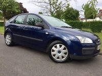 2005 1.6 Ford Focus LX Full Service History