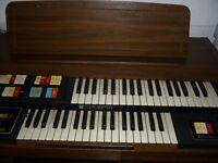 **FREE** Hammond Organ Model 123J3