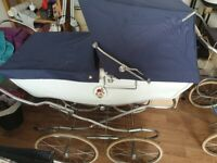 Silvercross coach built prams vintage original