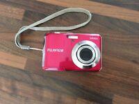 Fujifilm Finepix AV180 digital camera – Pink