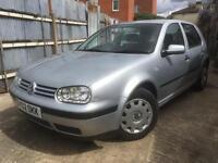 2002/02 Volkswagen Golf S 1.4
