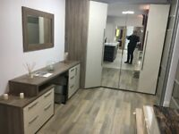 BEDROOM UNITS EX DISPLAY