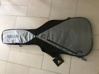 Ritter Performance RGP5 Electric Guitar Gig Bag, Silver Grey - With Tags!
