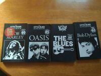 Little Black Songbook Bob Marley, Oasis, The Blues, Bob Dylan