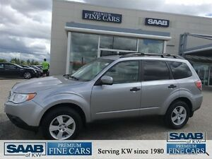 2010 Subaru Forester 2.5 X AWD SPORT PKG Heated seats Alloys Cru Kitchener / Waterloo Kitchener Area image 1