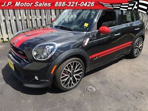 2015 MINI Cooper Countryman John Cooper, Leather, Panoramic Sunr