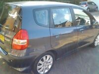 Honda jazz 2007 1.4 automatic