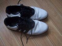 men's adiddas golf shoes size 8- 1/2