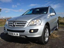 Mercedes-Benz ML320 CDI Sport 5dr Tip Auto,Full MB Service History, New Shape,Faultless Throughout.