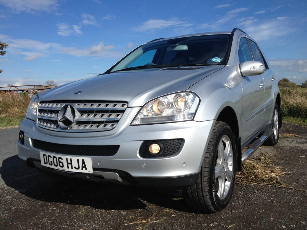 Mercedes Benz mercedes benz ml320 : Mercedes-Benz ML320 CDI Sport 5dr Tip Auto,Full MB Service History ...