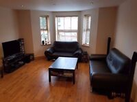 Spacious Ground floor flat with 2 double bed