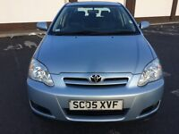 Toyota Corolla 1.6 VVT-i Colour Collection 5d HPI CLEAR 3KEY