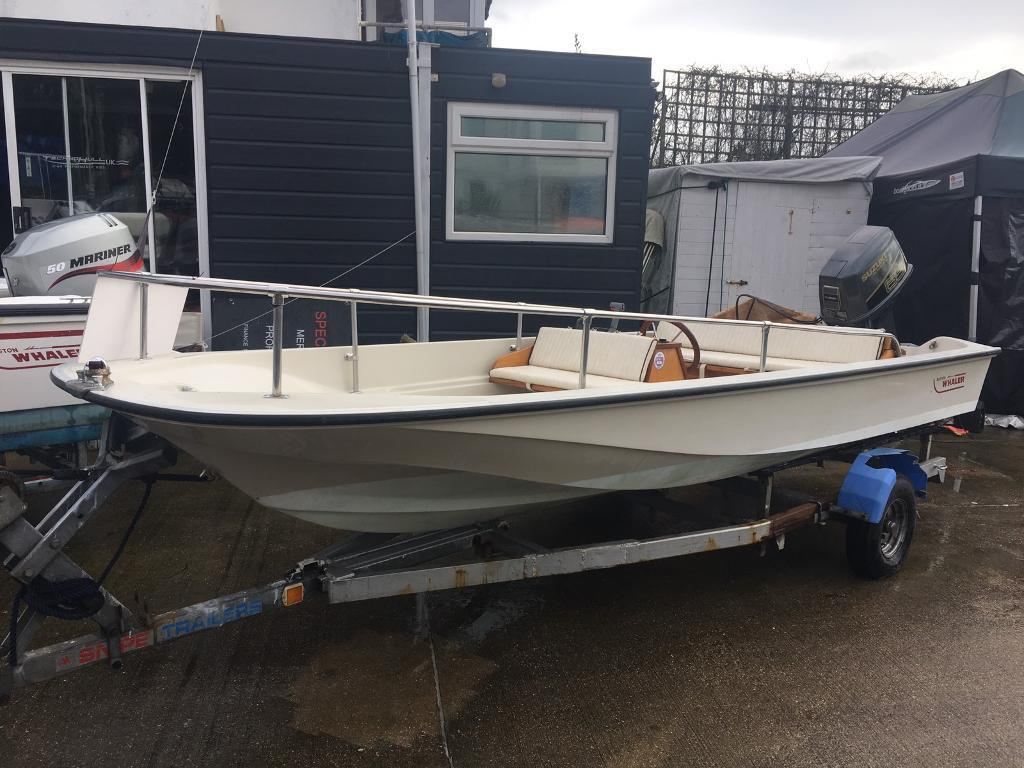Boston Whaler 15 Sport 1989 Original In Poole Dorset