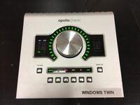 Universal Audio Apollo Twin Duo USB (Windows Only)