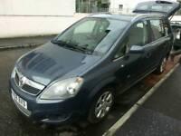 Vauxhall Zafira, 1.9 cdti SRI, 7 seater, 87k miles, new mot